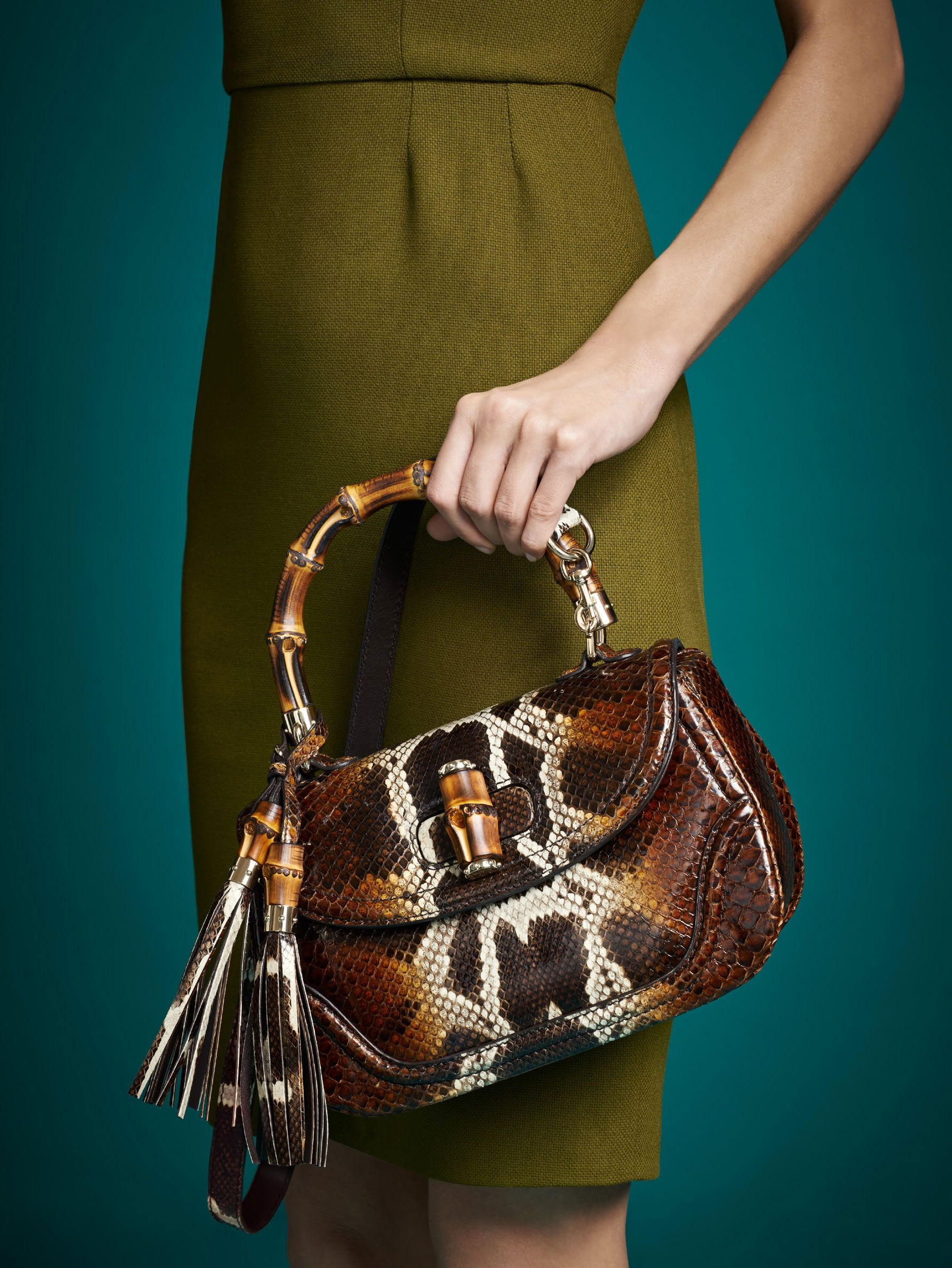 e7ce53d7547 The FW 13-14 Gucci New Bamboo Bag