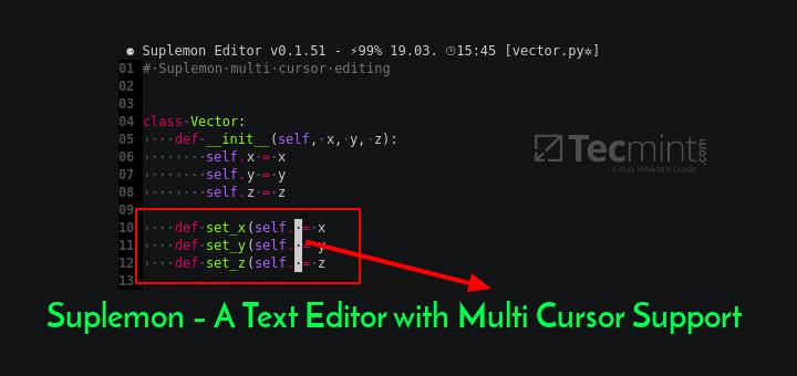 42++ Linux cursor ideas