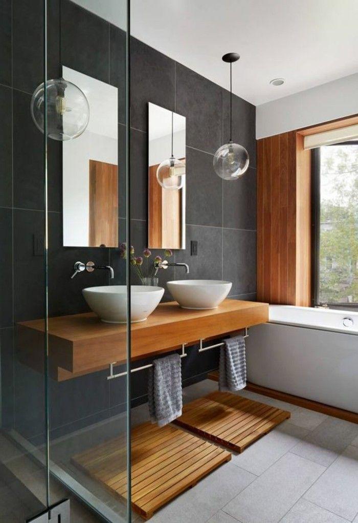 Comment créer une salle de bain zen? Bathroom ideas Pinterest