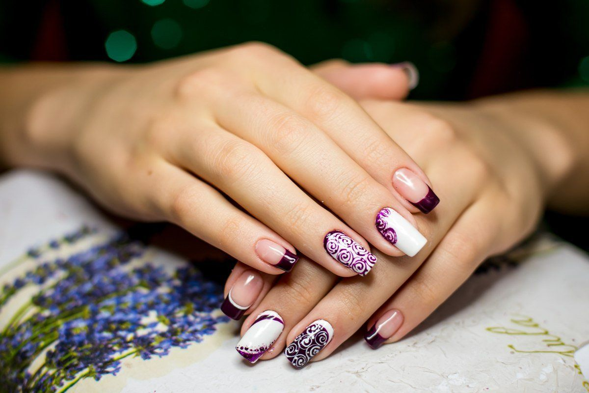 Nail Art #1156 - Best Nail Art Designs Gallery | Pinterest | Color ...