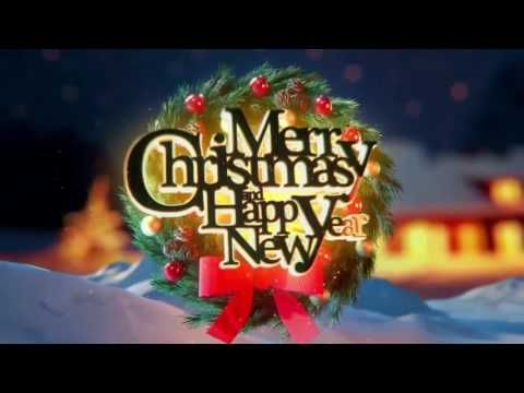 Wish you a merry christmas happy new year greeting video video wish you a merry christmas happy new year greeting video m4hsunfo