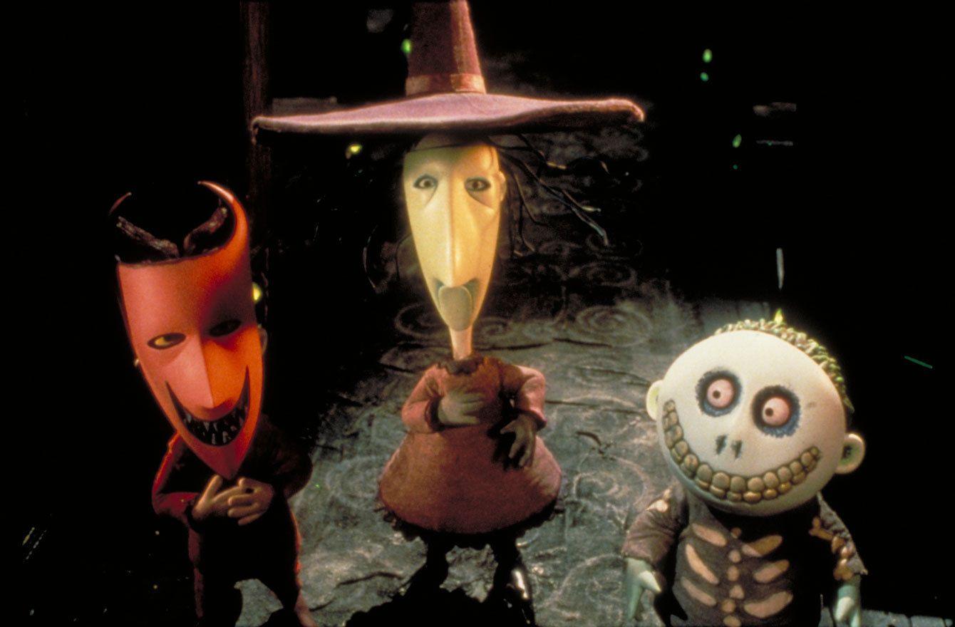 The Nightmare Before Christmas Gallery | Disney Movies | Nightmare ...