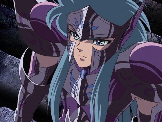 Pin De Yuka Akiro Em Saint Seiya Cavaleiros Do Zodiaco Anime Camus De Aquario Saint Seiya