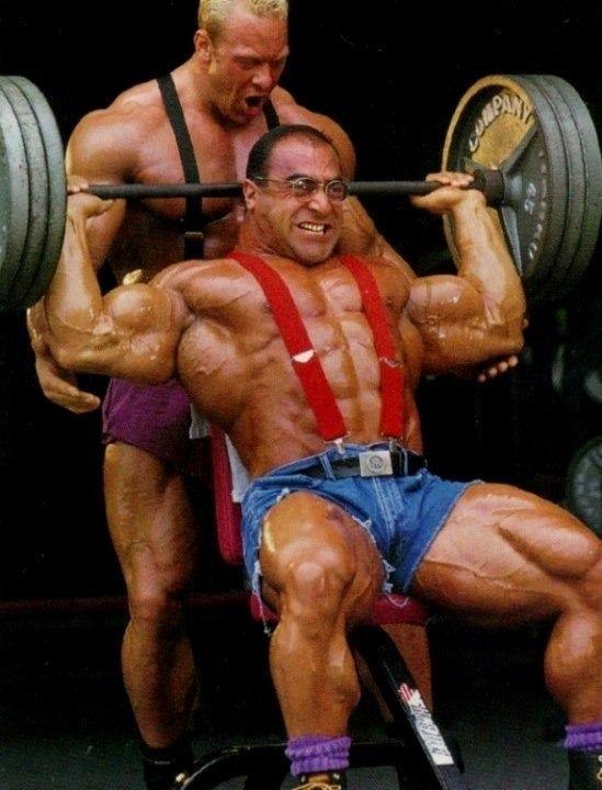 Nasser Bodybuilder