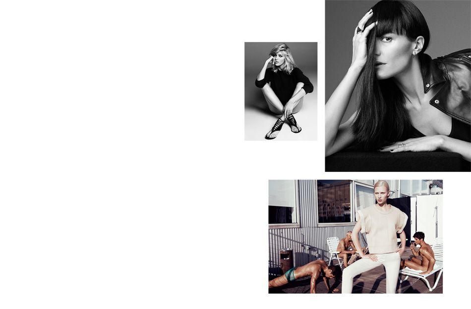 The Interview Paola Kudacki style rsum
