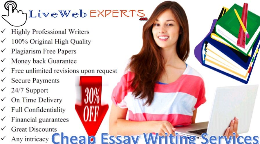 Live Web Experts is a reliable #Academic_company known for offering #Cheap_essay_writing_services and #Dissertation_writing_services available in 24x7 to help at very #cost_effective. Visit Here http://www.livewebexperts.com/Services