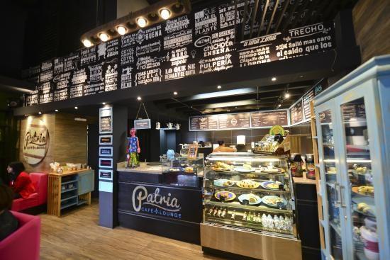 Resultado de imagen para cafeterias modernas cafe bar for Cafeterias modernas