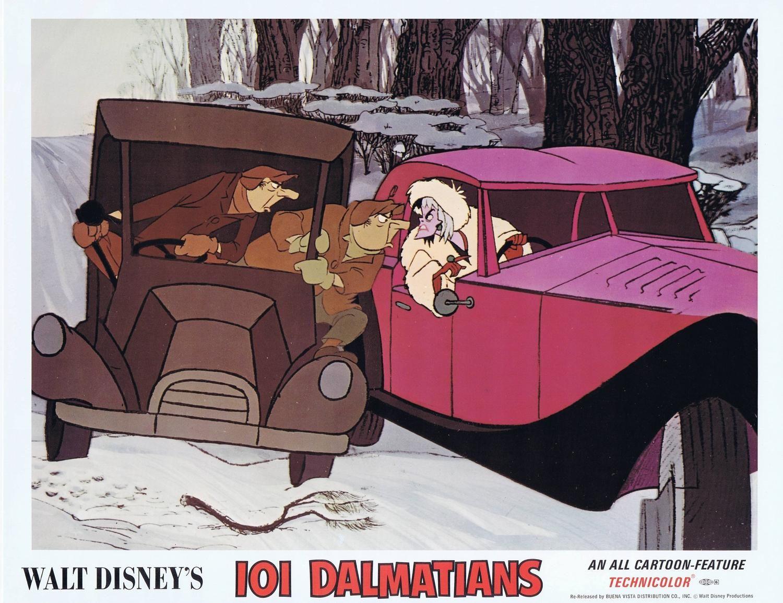101 Dalmatians Lobby Card 11 X 14 101 Dalmatians Disney 101 Dalmatians Dalmatian