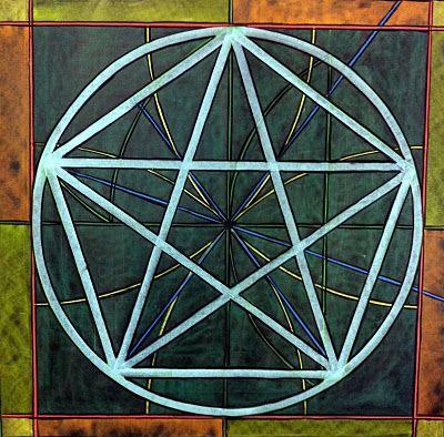 Sacred Geometry on The Waldorf Way blog, by Rick Tan