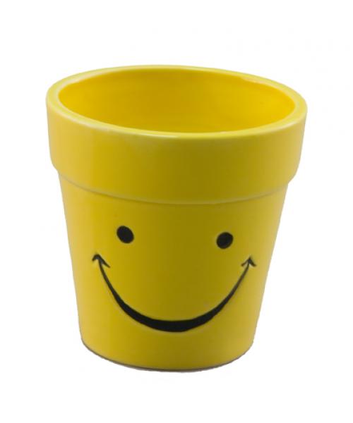 Dl4067 Smiley Face Pot Smiley Smiley Face Pot