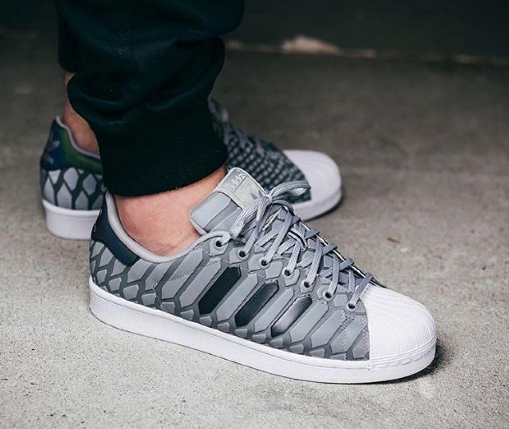 adidas superstar xeno gris