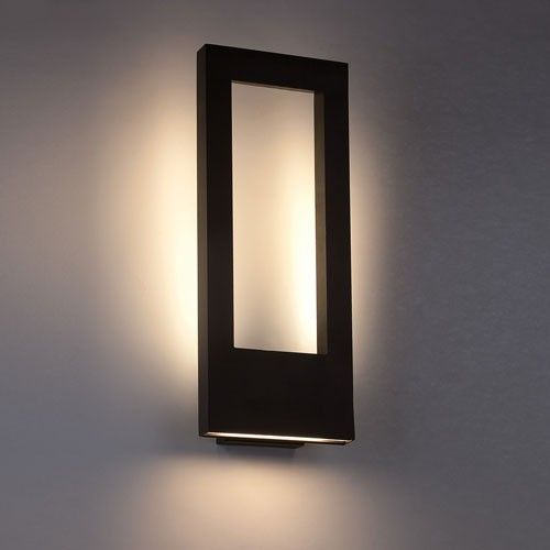 Twilight 21in Outdoor Wall Light Outdoor Wall Lighting Outdoor Wall Sconce Modern Outdoor Wall Lighting
