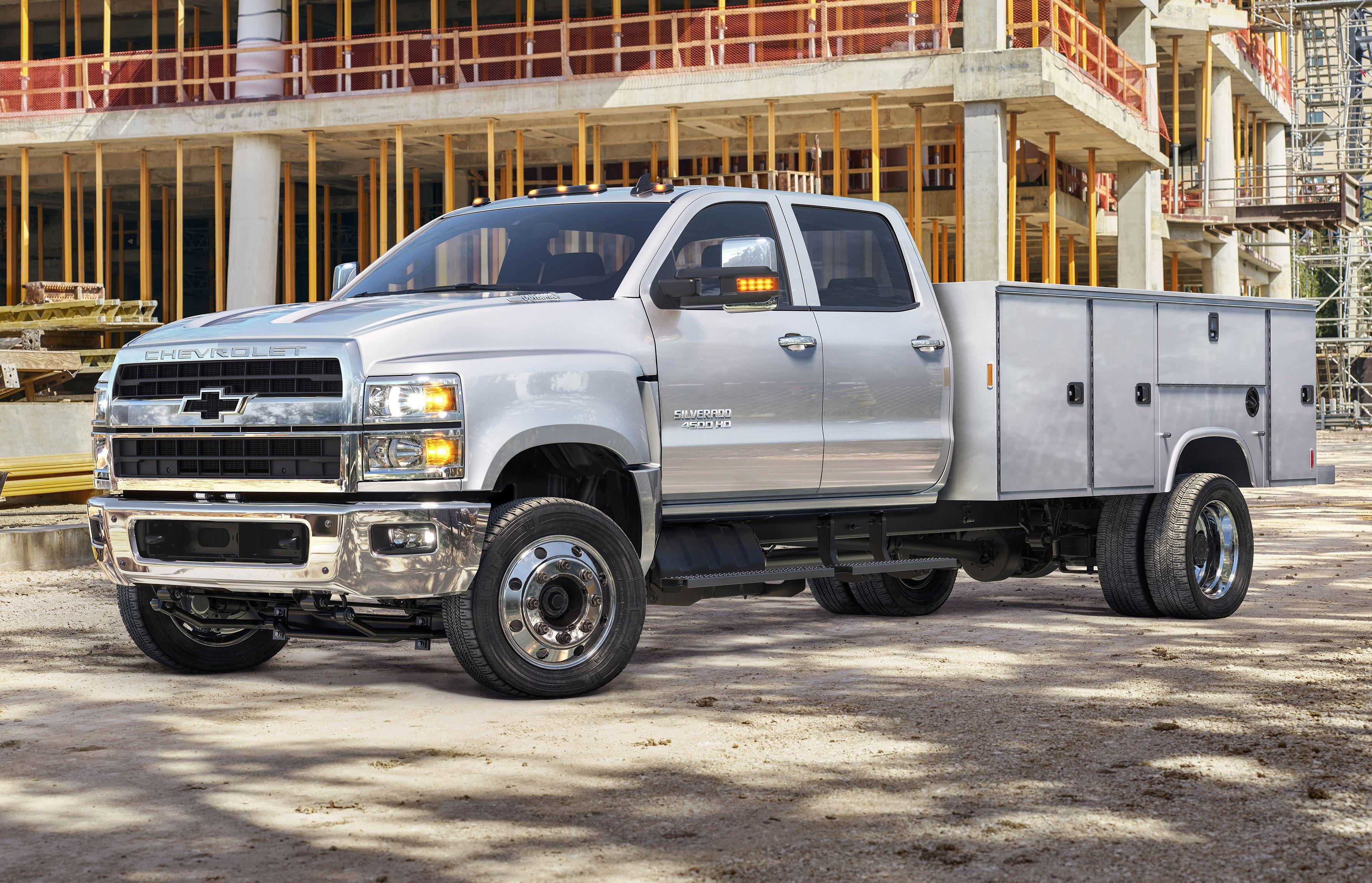 2020 Silverado Hd Rumors And Price Medium Duty Trucks Chevrolet