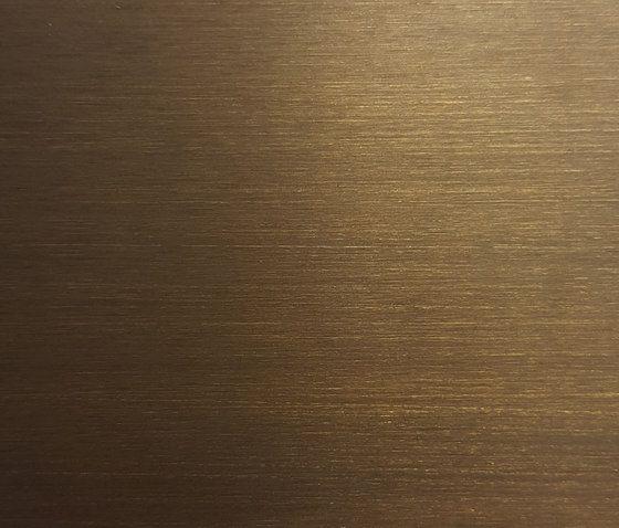 Finiture Bronzed Brass Dark By Ydf Sheets Bronze Brushed Brass Brass