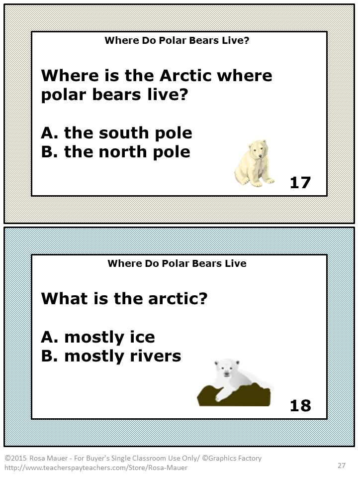 Perimeter Worksheets Year 4 Where Do Polar Bears Live  Vocabulary List Comprehension  Free Reading Comprehension Grade 2 Worksheets Pdf with Worksheets On Days Of The Week Excel Where Do Polar Bears Live By Sarah L Thomson Vocabulary List And Cards 8th Grade Geography Worksheets Word