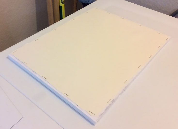 How to Stretch Watercolor Paper Before Painting (A Must