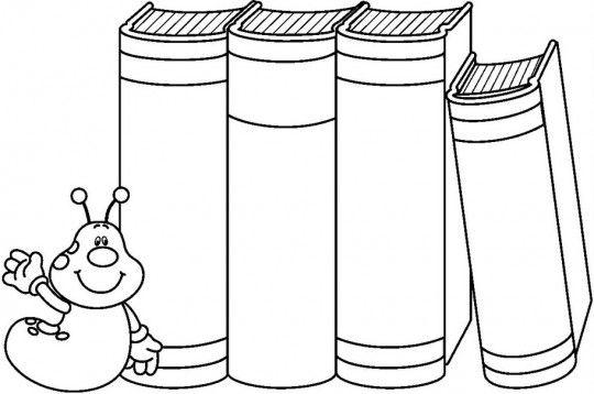 Libros de colorear para niños - Imagui | biblioteca deco | Pinterest