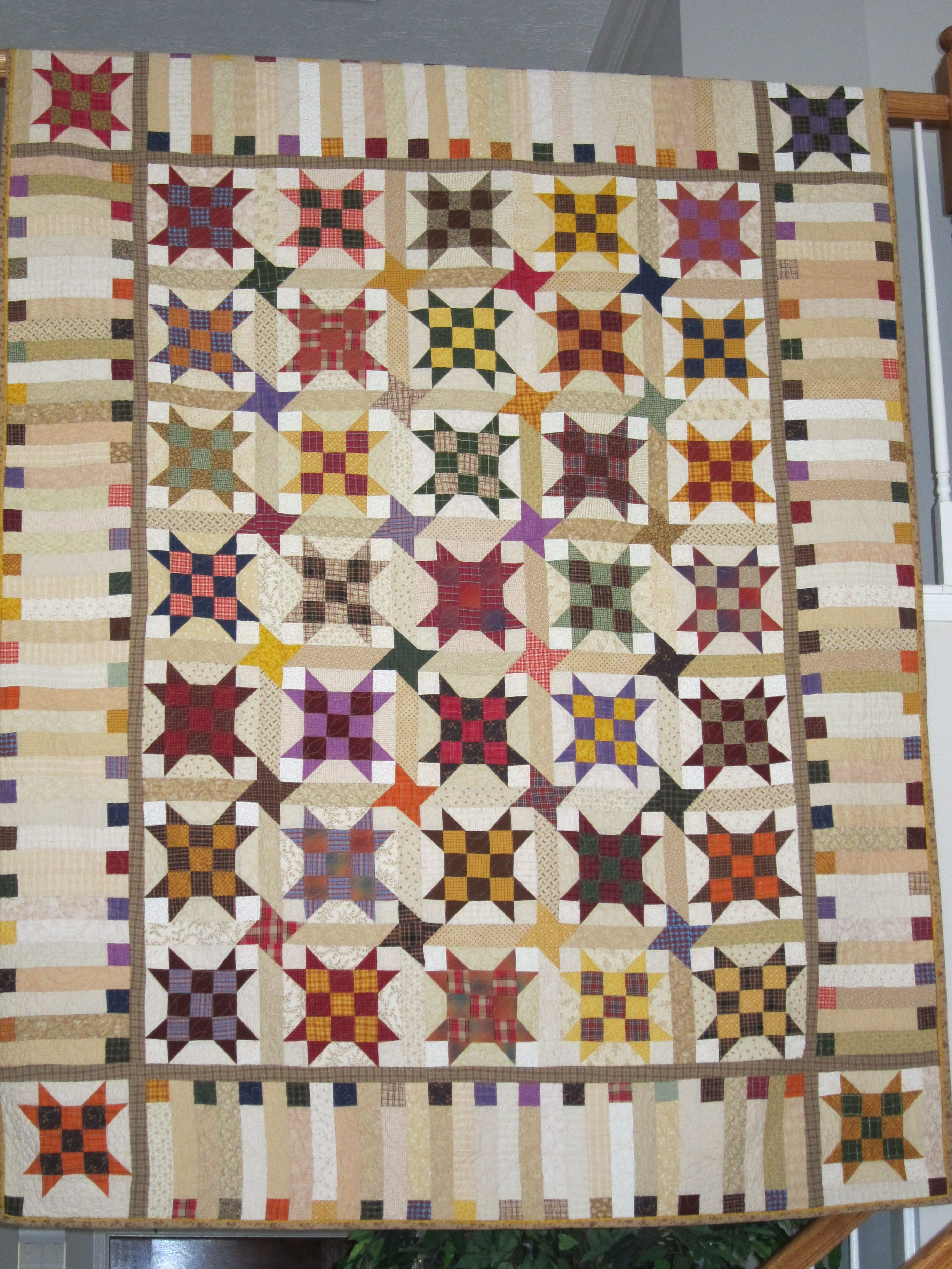 Farmer's Daughter. Pieced and quilted by Melanie Naeger. Hobbs ... : piecing quilt batting - Adamdwight.com