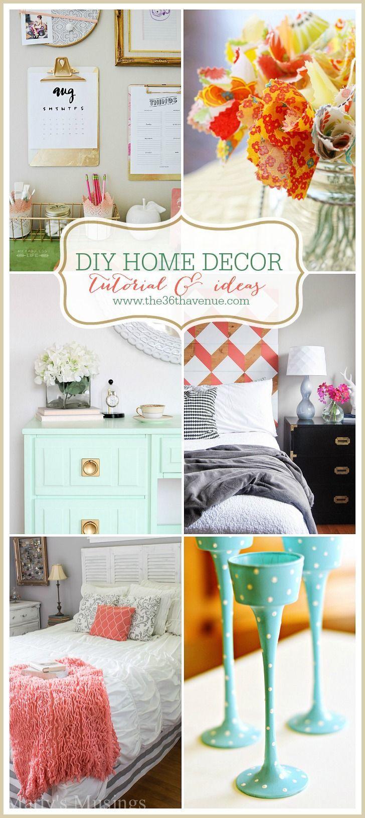 Home Decor Diy Projects Decor Tutorials Diy Home Decor Diy Decor Projects