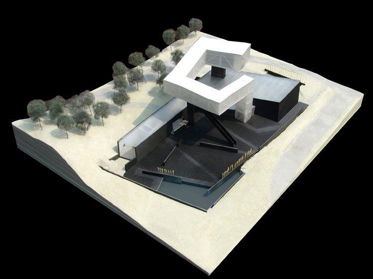 NANJING SIFANG ART MUSEUMNanjing, China, 2003-2013