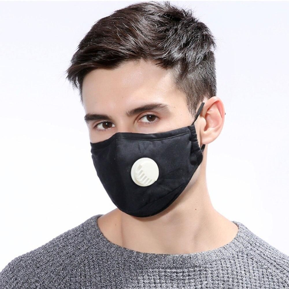 Outdoor Dust Face Mask PM2.5 Cotton Protection With