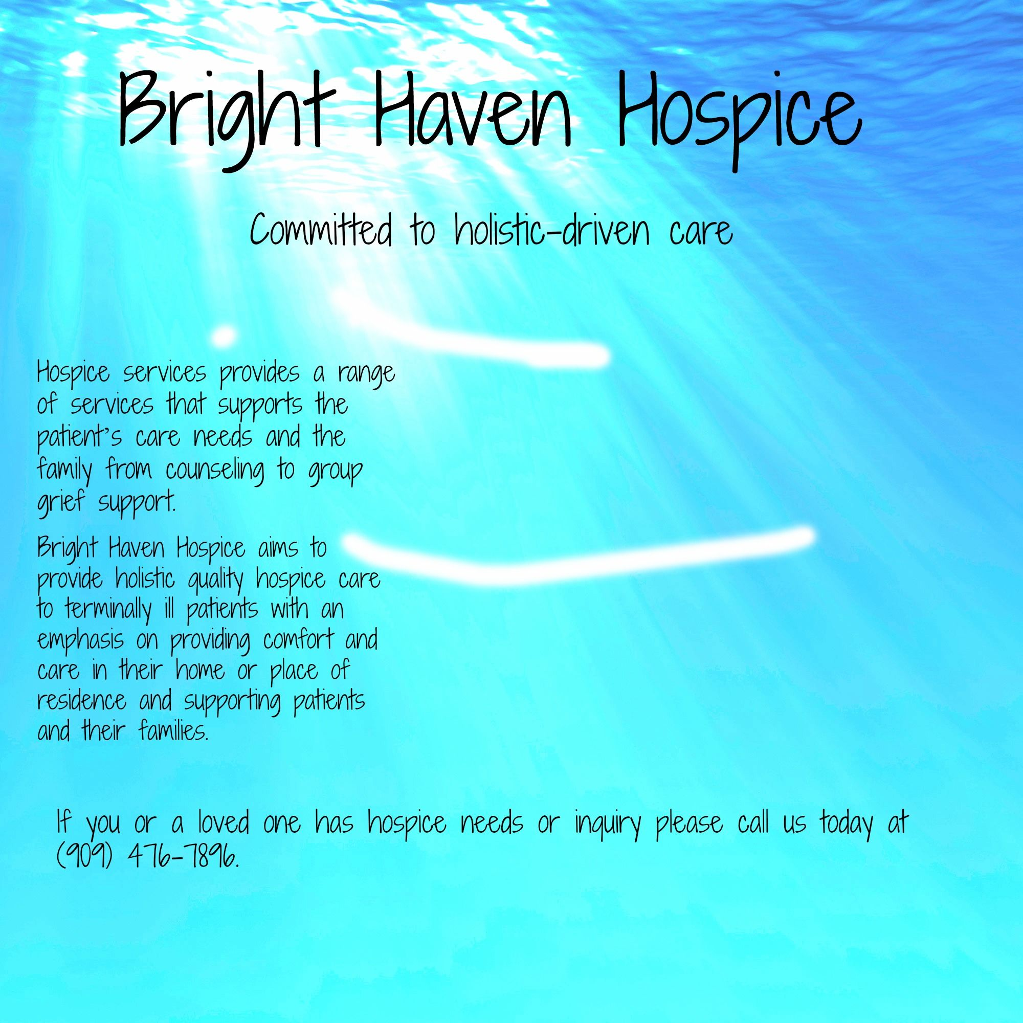 Hospice Nurse Quotes Bright Haven Hospice Is Committed To Comfort You And Your Loved