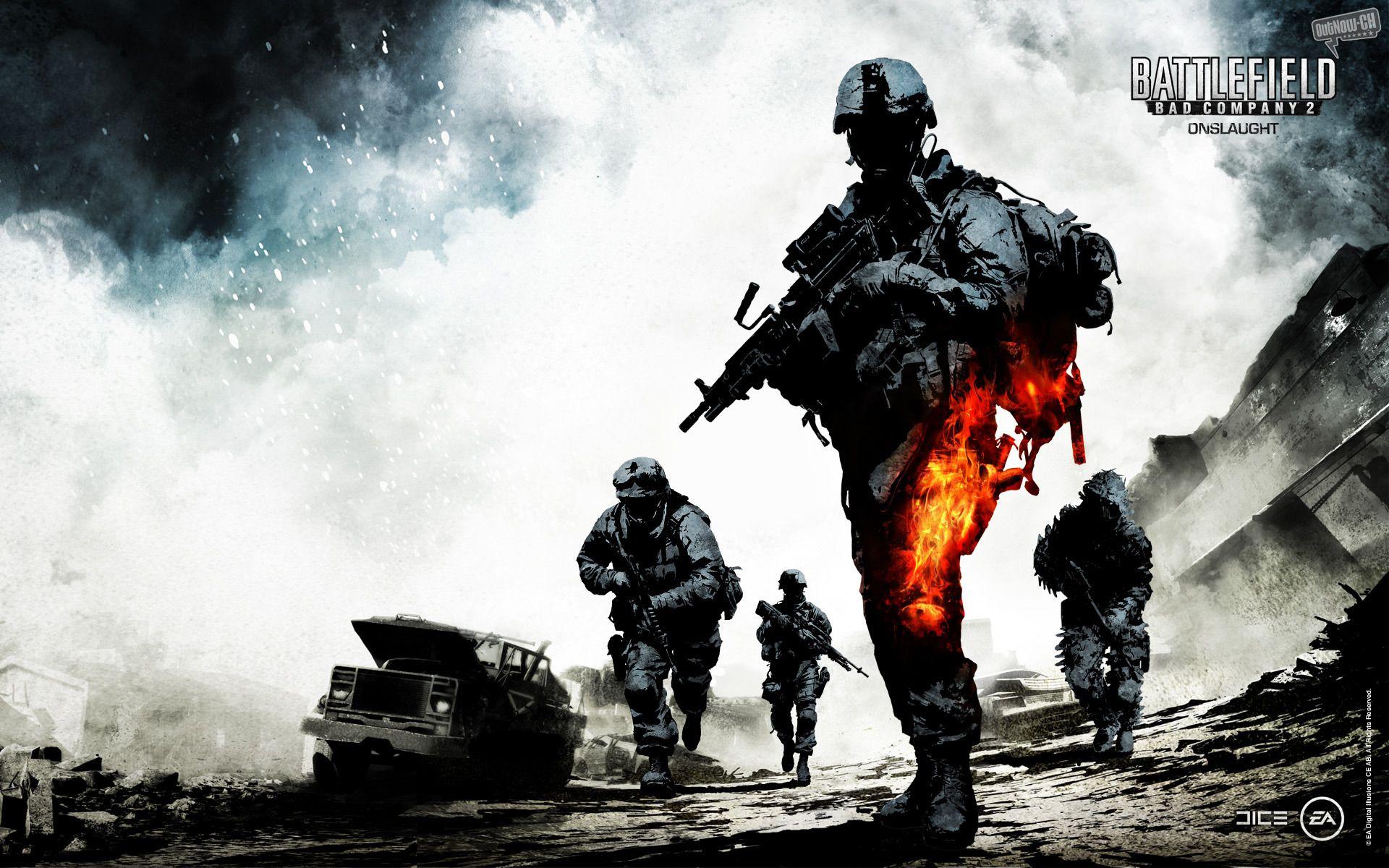 Battlefield 2 Wallpapers Full Hd Wallpaper Search Gameshd