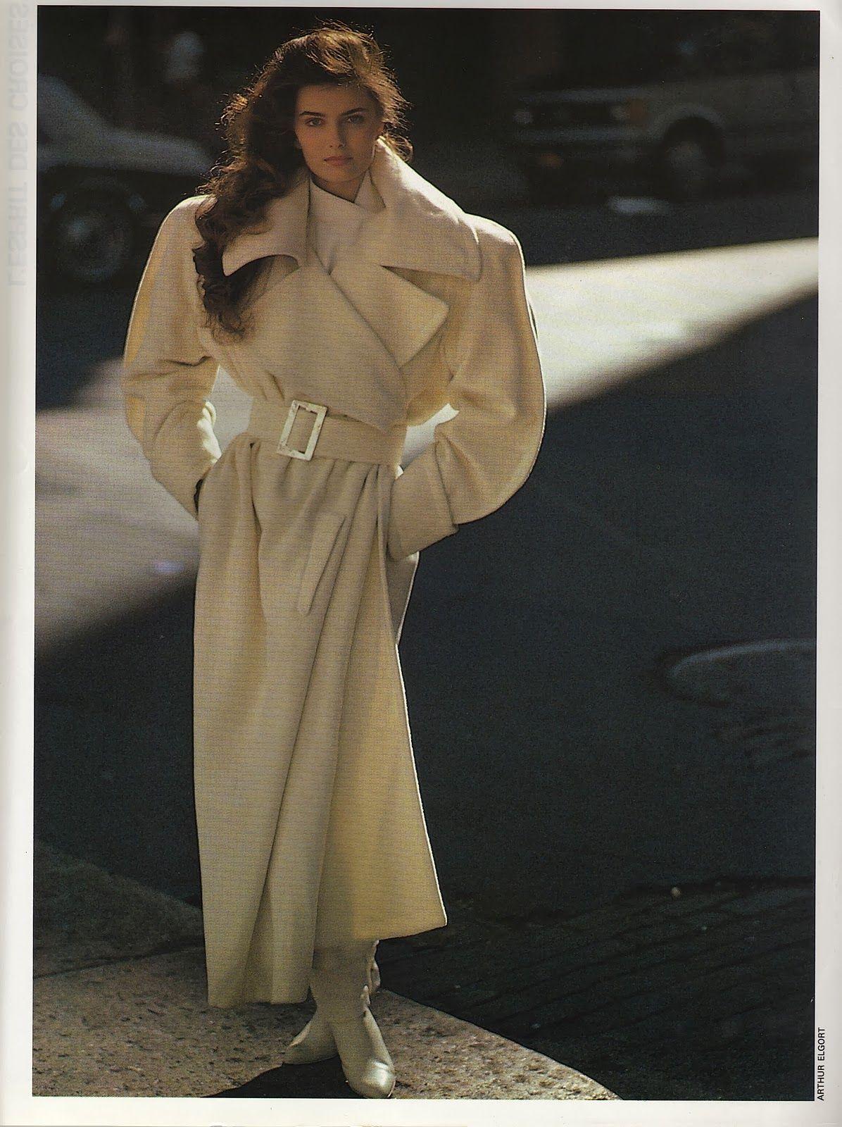 Elgort - Paulina - Vogue Paris 1986