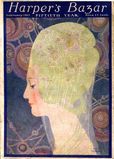 Harper's Bazar 1917