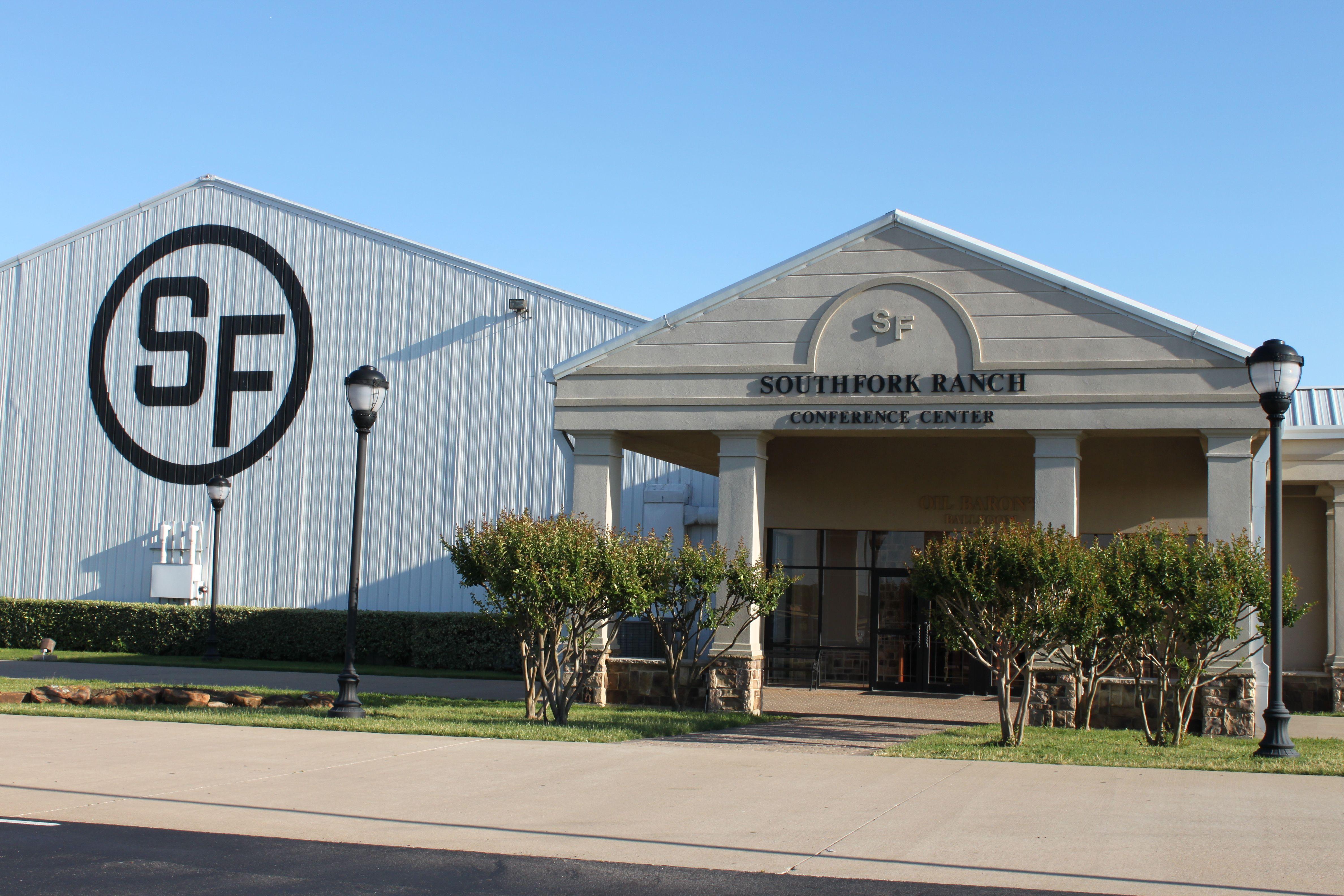 Southfork Ranch Conference Center.