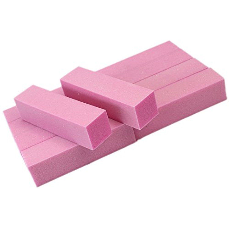 10x Professional Buffer Buffing Block Nail Files Sanding Manicure ...