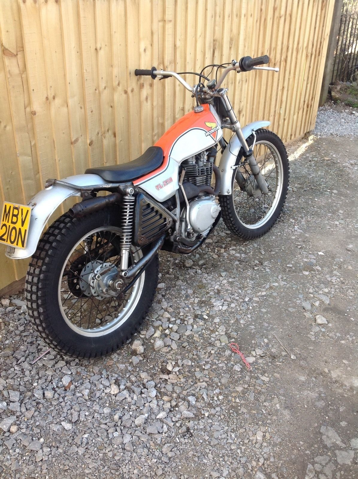 Honda TL 250 Trials Motorcycle | eBay | MOTORCYCLE - TRIALS