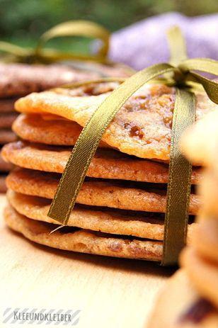 Milchmädchen Toffee Cookies mit Twix