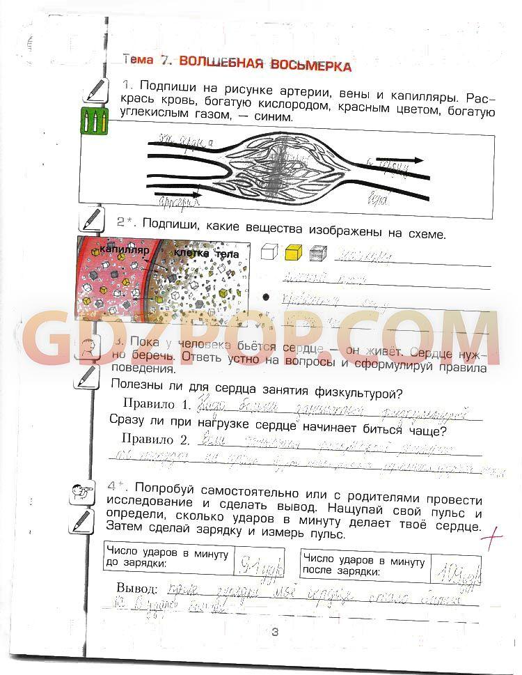 Контрольная работы по математике 4 класс по программе школа россии за 1 полугодие