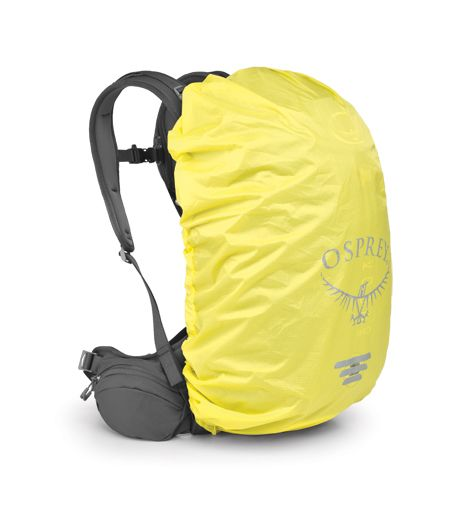 Hi-Vis Raincover (XS) - lightweight backpack cover osprey small ...