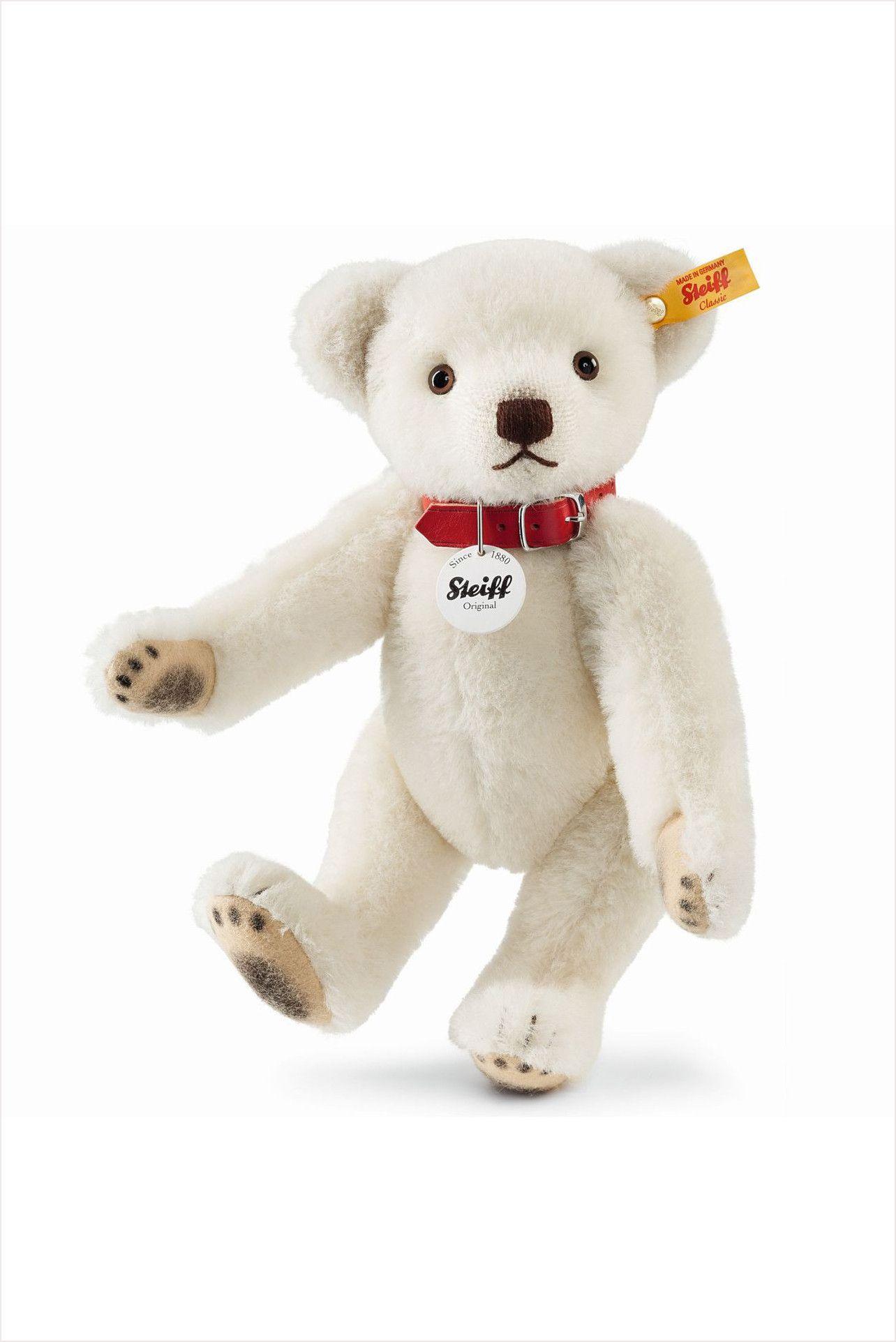 Steiff Teddy Bear Mistletoe Christmas LTd Ed 036859 Brand New Boxed