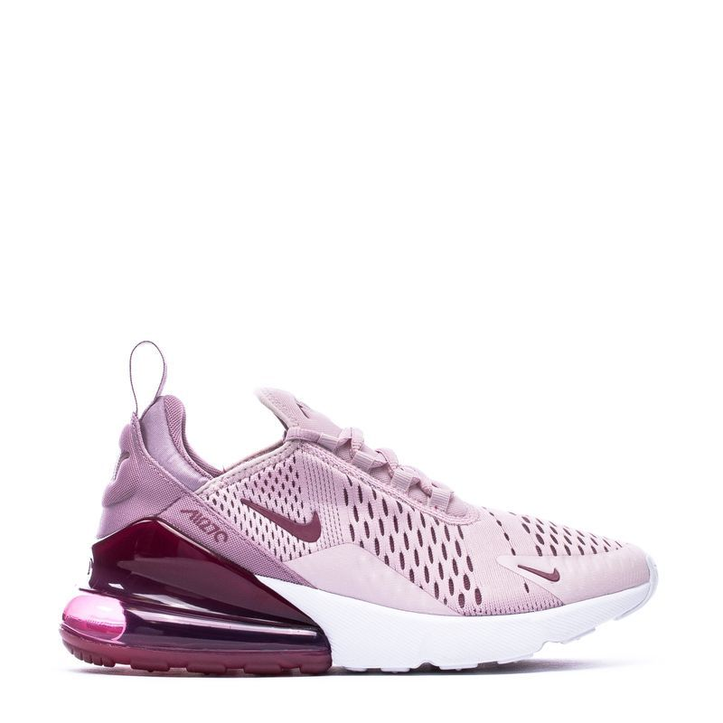 Air Max 270 - Womens in Barely Rose/Vintage Wine/Elemental ...