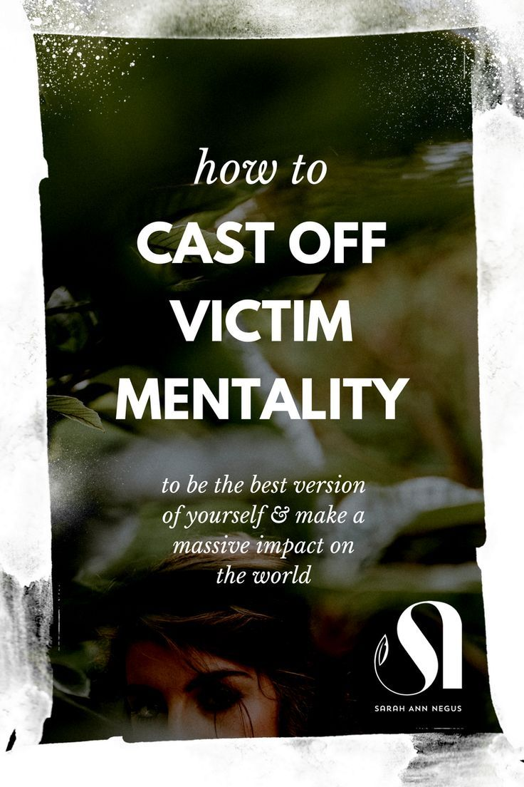 How To Cast Off Your Victim Mentality Blogging Challenge Day 9