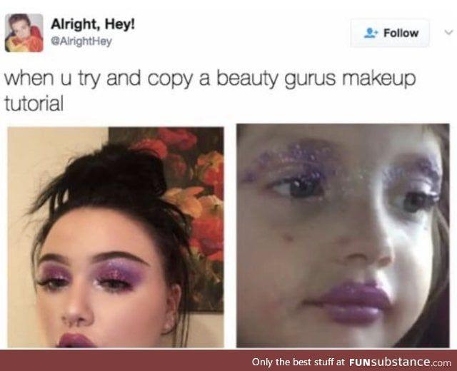 makeup storytime tiktok