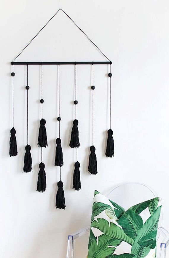Photo of Make the wall hanging decoration yourself