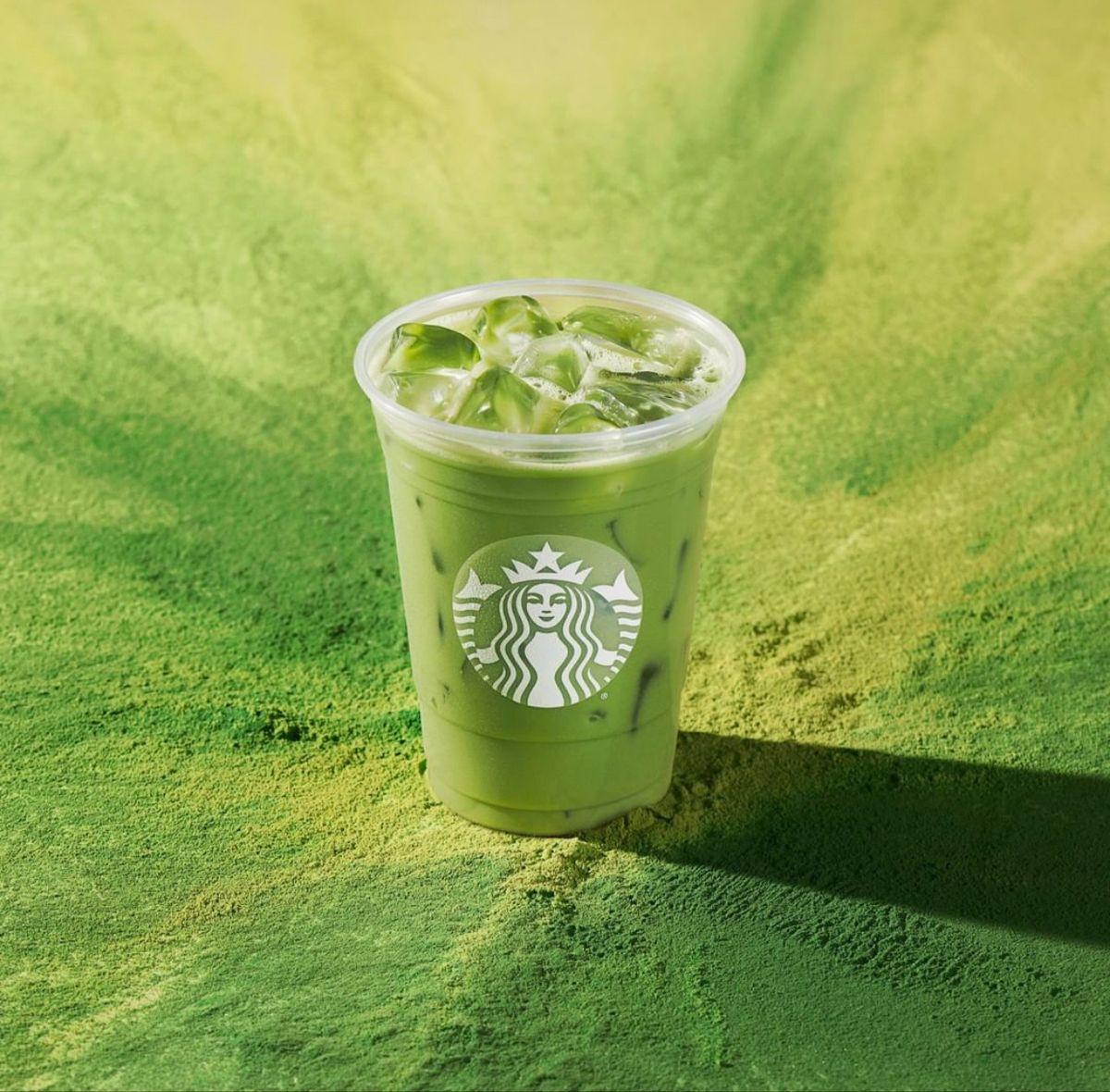 // g r e e n in 2020 Matcha drink, Starbucks coffee