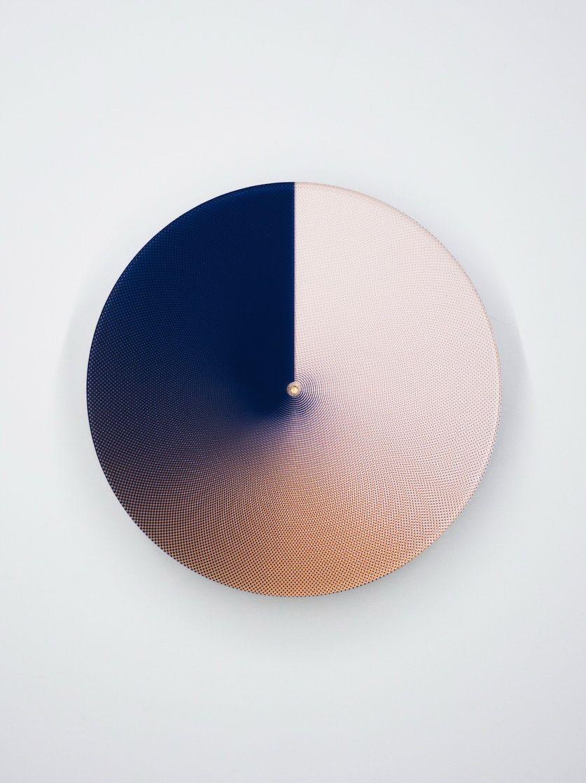 Daan Spanjers: Atmosphere clock— Thisispaper — What we save, saves us.
