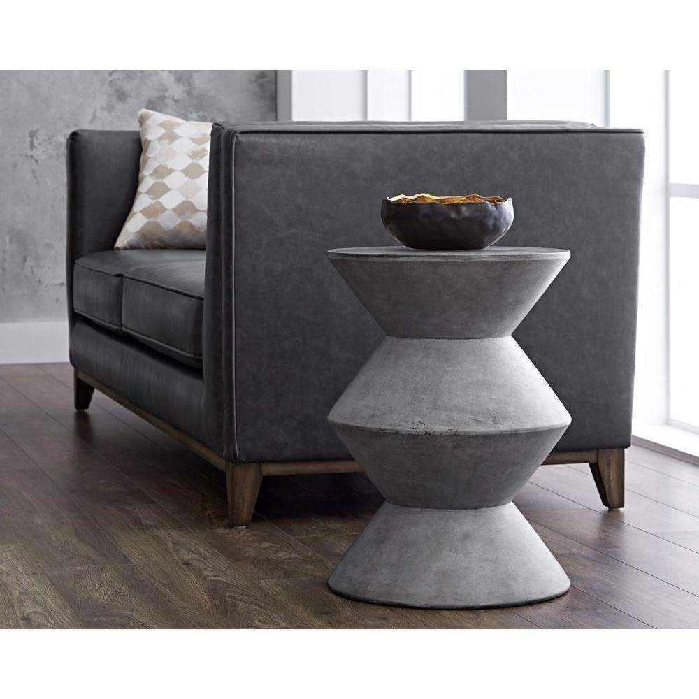Union End Table Anthracite Greydefault Title Grey Side Table Mid Century Modern Side Table Modern Side Table [ 1000 x 1000 Pixel ]
