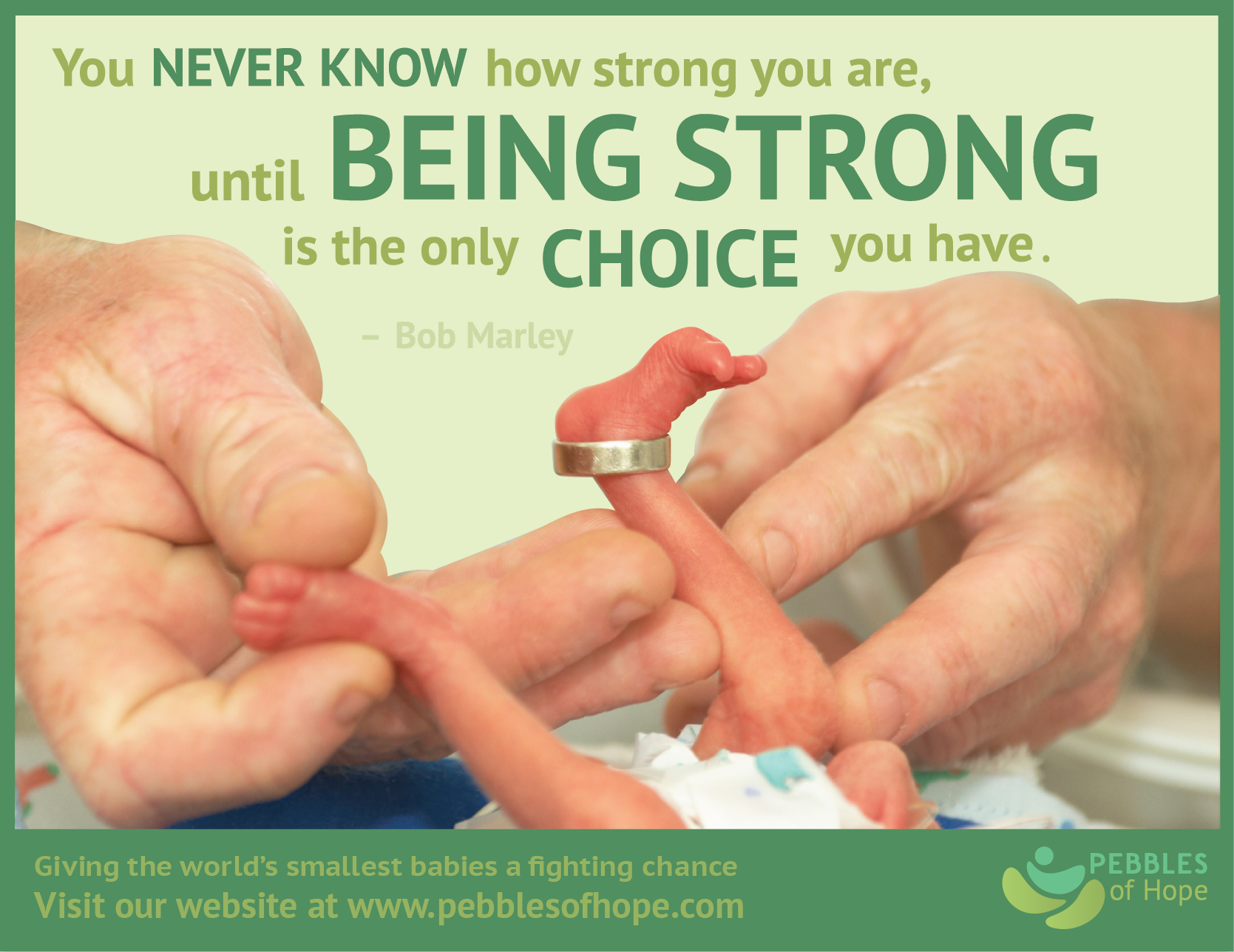 Inspiring Quotes For Parents And Caregivers Of Premature Babies