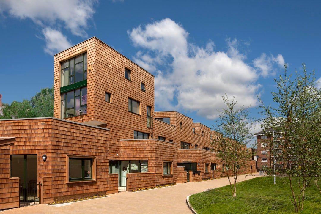 10 Innovative Affordable Housing Designs For Sustainable Living - küchenmöbel günstig online kaufen
