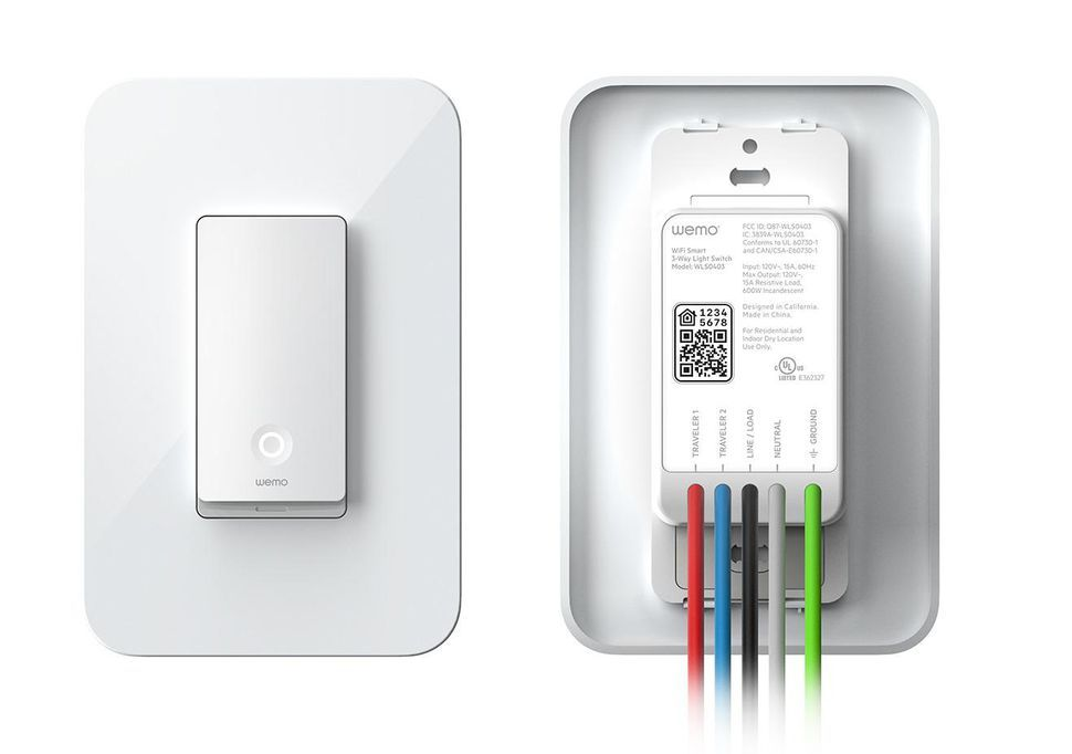 New WeMo Light Switches connect with Apple HomeKit at CES 2019