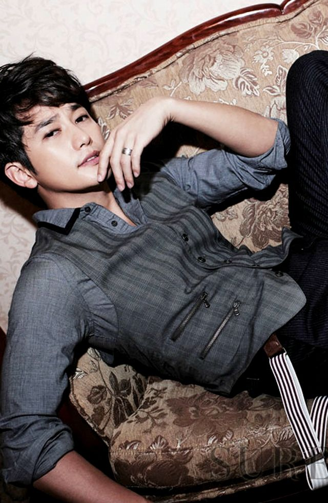 Park Shi Hoo on @dramafever, Check it out!