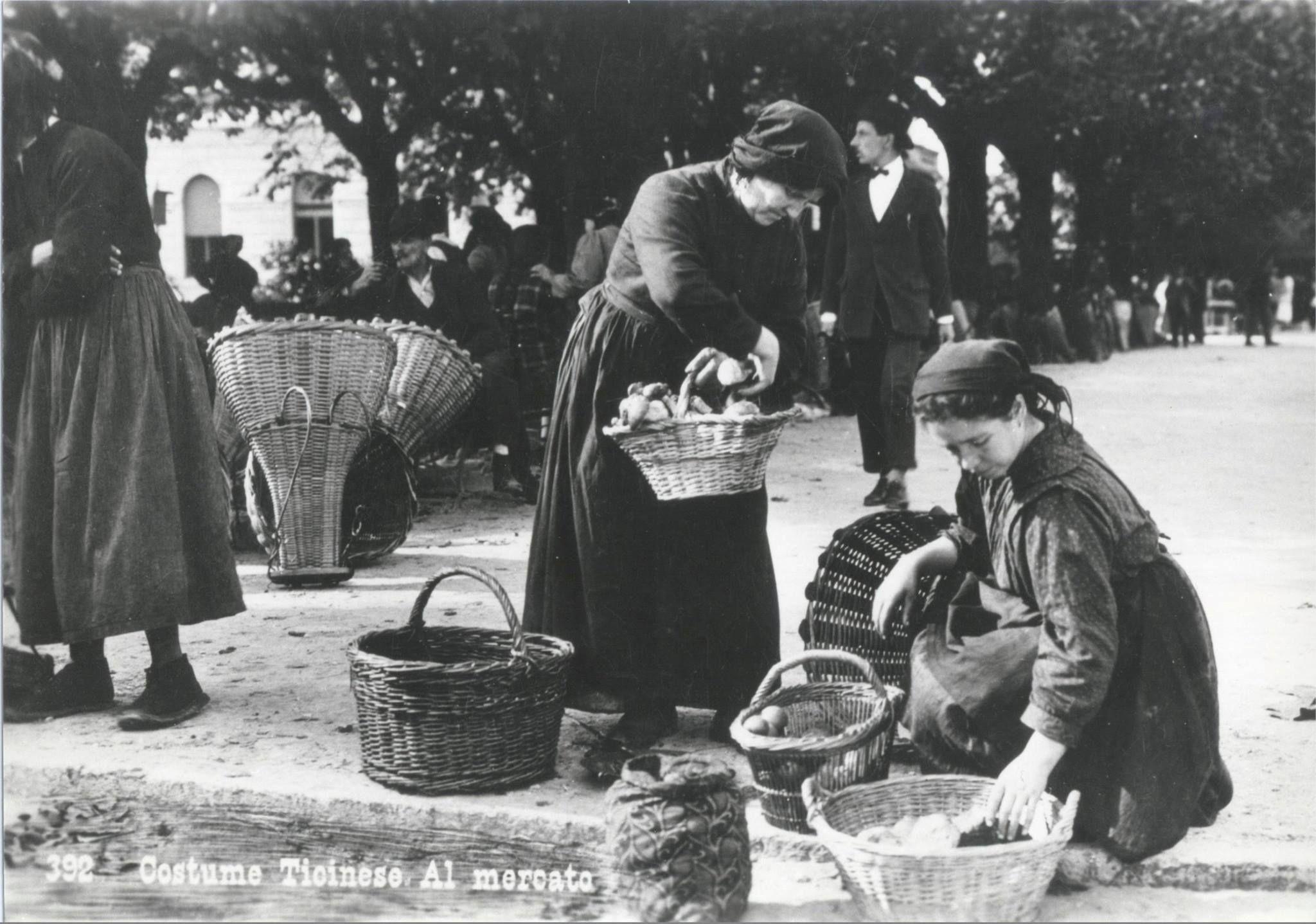 antica e moderna usanza: i mercati agricoli a filiera corta