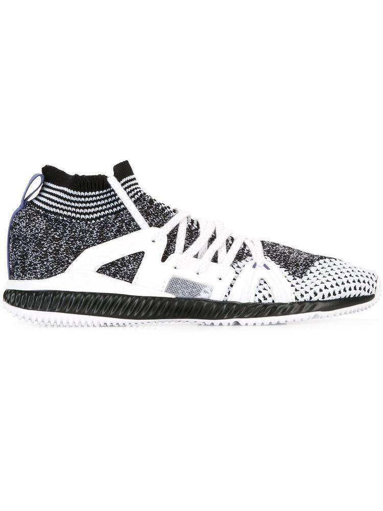 febfb3e948566 adidas by Stella McCartney Women s Crazymove Bounce Sneakers BA9497 Sz 10   fashion  clothing