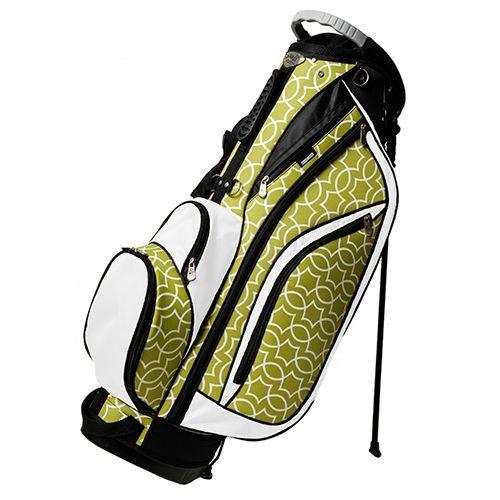 12fa63988890 Kiwi Largo Women's Golf Bag | Golf Clubs | Ladies golf bags, Golf ...